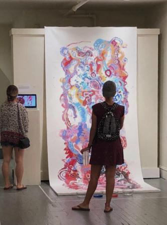 Ritual, Installation by Jacqueline Unanue