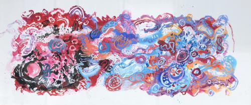 Ritual, Installation, by Jacqueline Unanue
