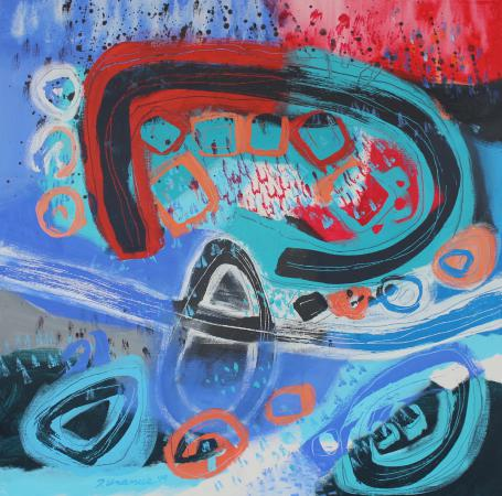 Gaiamama II by Jacqueline Unanue
