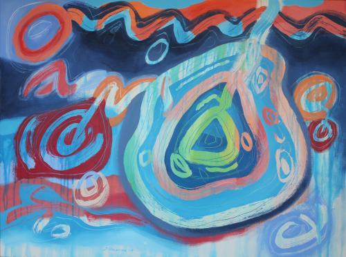 Gaiamama VI by Jacqueline Unanue