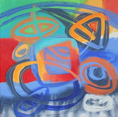 Gaiamama XII by Jacqueline Unanue