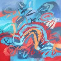 Awakening I by Jacqueline Unanue