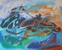 Valle del Elqui I by Jacqueline Unanue