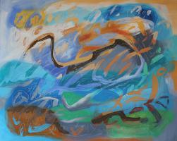 Valle del Elqui II by Jacqueline Unanue