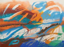 Valle del Elqui VI by Jacqueline Unanue