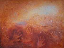 My Mother's Hands by Jacqueline Unanue