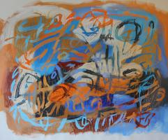 My Ancient Land, Sextet I by Jacqueline Unanue