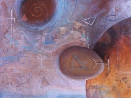 States of Enlightenment II by Jacqueline Unanue